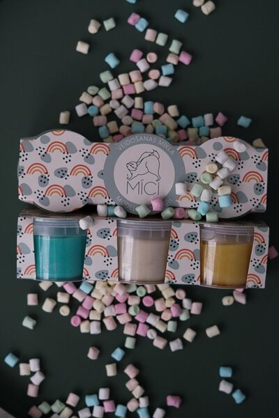 Play dough SET of 3 colours- Your choice!